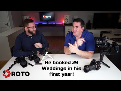 How to start a Wedding Video Business - Interview with a Wedding Videographer - John Ashley