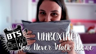 UNBOXING | YNWA - BTS