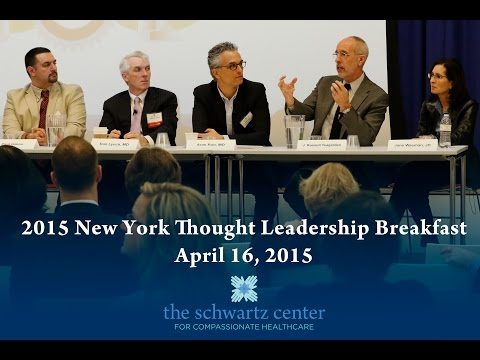 2015 New York Thought Leadership Breakfast