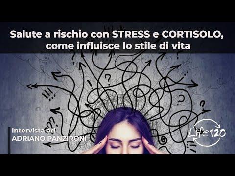 Salute a rischio con STRESS e CORTISOLO, come influisce lo stile di vita