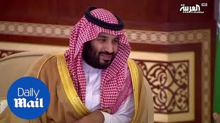 Bin Salman first time traveling abroad since death of Khashoggi