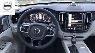 VOLVO XC60 '18 D4 AWD Inscription    Impresiones de Conducción y Asistentes