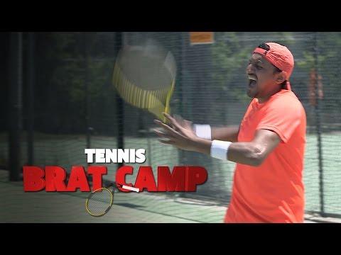 Sneak Peek - Tennis Brat Camp