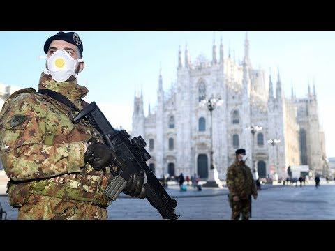 Зарабатывают на коронавирусе. Италия погружается в хаос