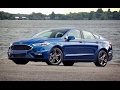 HOT NEWS 2017 Ford Fusion Sport Speedy Drive