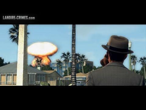 LA Noire - Walkthrough - Bonus Mission #3 - Nicholson Electroplating (5 Star)