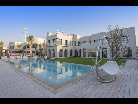 Full Golf Course View Villa in Emirates Hills, Dubai, United Arab Emirates