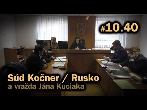 Novinárske provokácie 2 dni po vražde Jána Kuciaka: Súd Kočner, Rusko a zmenky #10.40