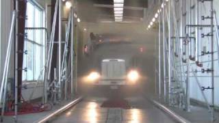 World´s largest Automatic Truck Wash