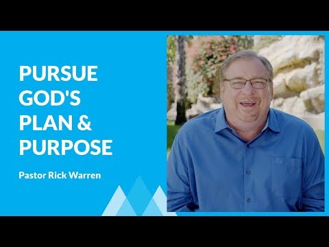 What To Do When No One Understands Your Goal with Rick Warren