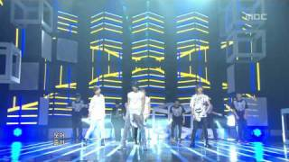 SHINee - Up & Down, 샤이니 - 업 앤 다운, Music Core 20100724