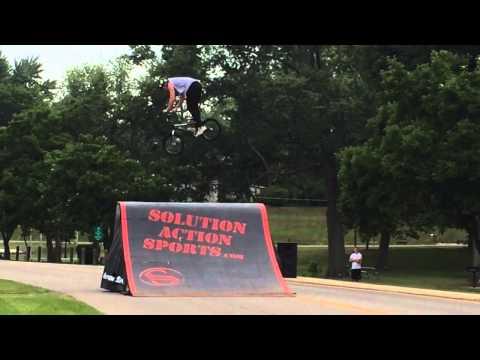 Solution Action Sports BMX