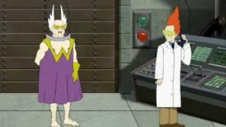 ATHF - Dr. Weird