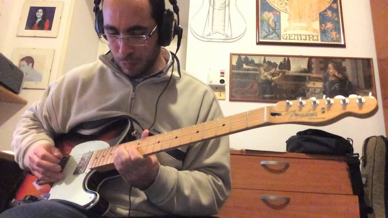 How to play driven to tears on guitar — photo 1