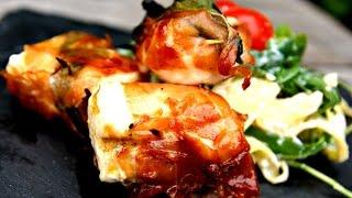 Italian Chicken Bites - Prosciutto and Sage Chicken Recipe