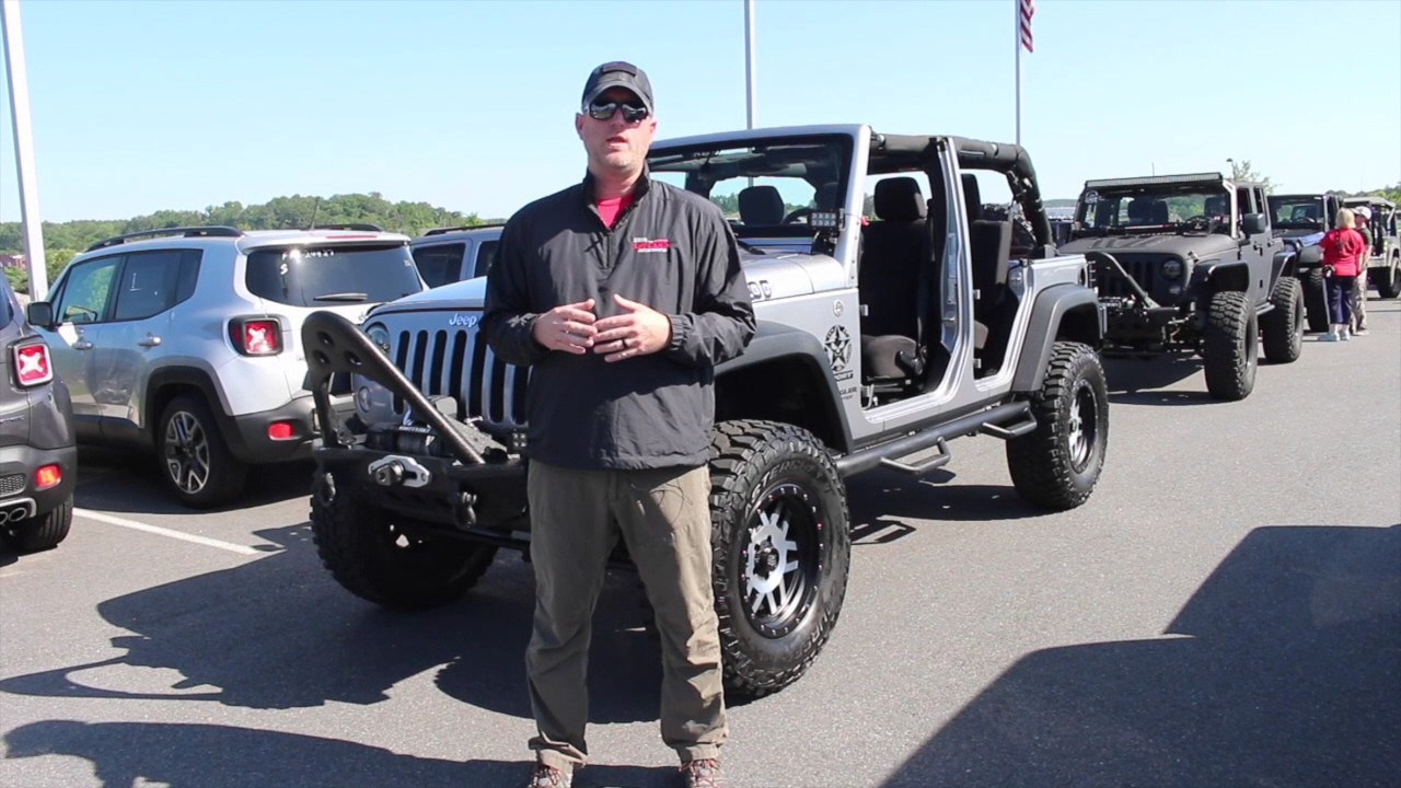 Steve Landers Dodge >> How to Disconnect a Sway Bar | Steve Landers Chrysler Dodge Jeep Ram - YouTube