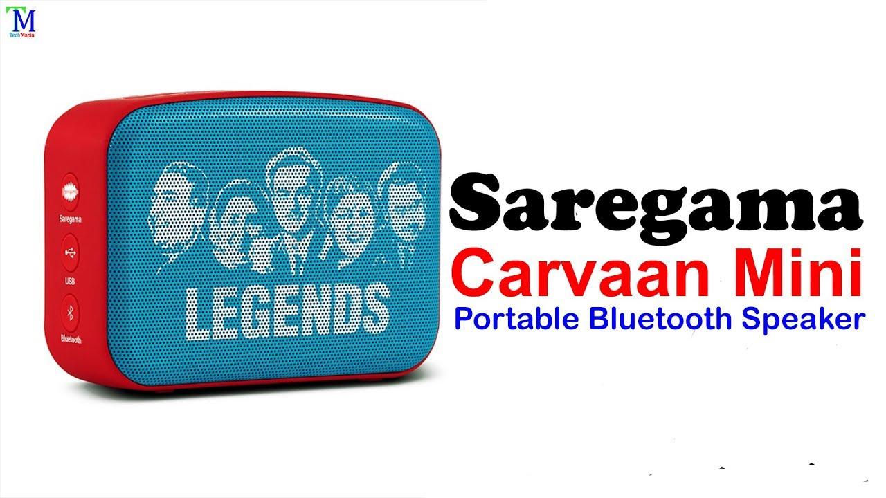 Saregama Carvaan Mini Portable Bluetooth Speaker launch in India | Rs   2,490 | #128