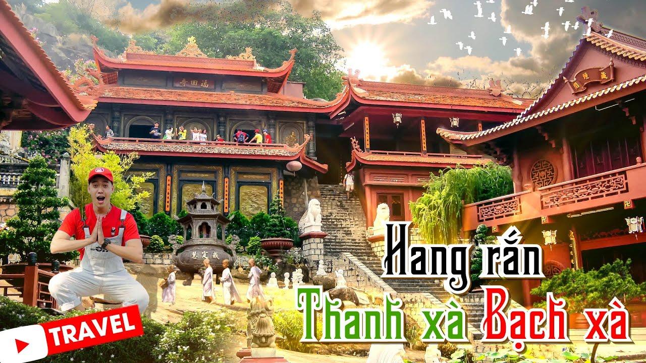 Li kỳ hang rắn Thanh xà Bạch xà tại chùa hang Châu Đốc – Chùa Phước Điền Tự tỉnh An Giang
