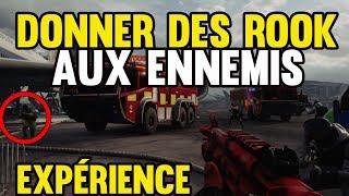 DONNER DES GILETS AUX ENNEMIS - RAINBOW SIX SIEGE