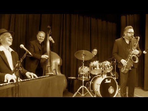 The Jazz Soul Boogie Band - Swing Quartet - For Dancing at Wedding Receptions and Party Events