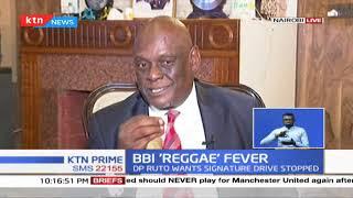 Murathe: President Uhuru will remain the Jubilee part leader after retiring in 2022