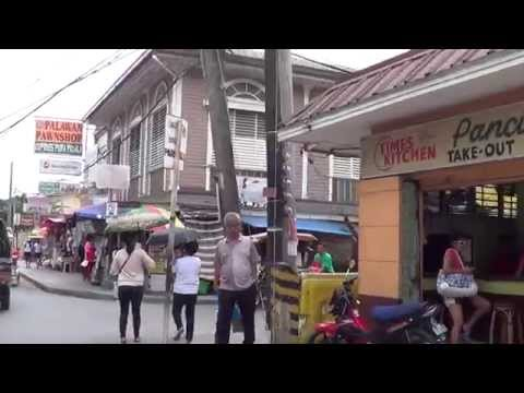 MANDAU CITY CEBU PHILIPPINES STREETS & ROADWAYS 2014 Vacation