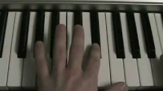 How to Play Say Goodbye by Chris Brown on Piano
