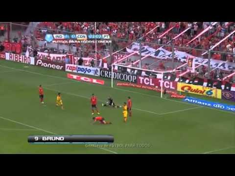 Independiente 2 - Crucero 1