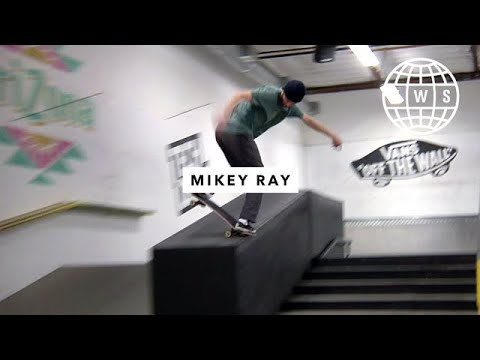 Afternoon in the Park: Mikey Ray