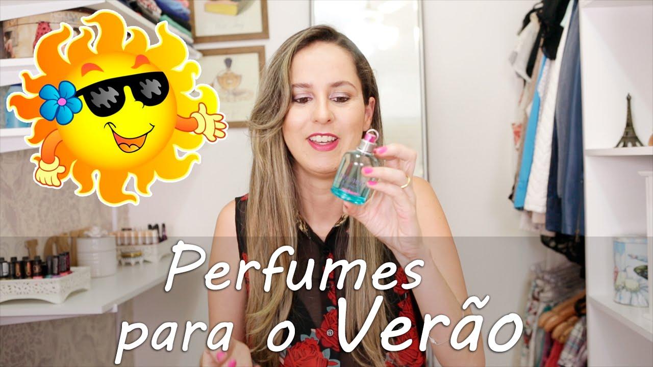 Perfumes Preferidos Para O Vero - Youtube-2948