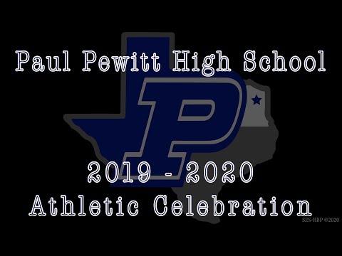 2020 Pewitt High School Athletic Awards