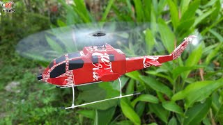 dIY War Helicopter at home | AH-64 Apache Helicopter homemade
