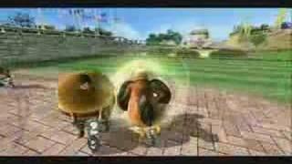 Xbox 360 Pocketbike Racer trailer - Burger King