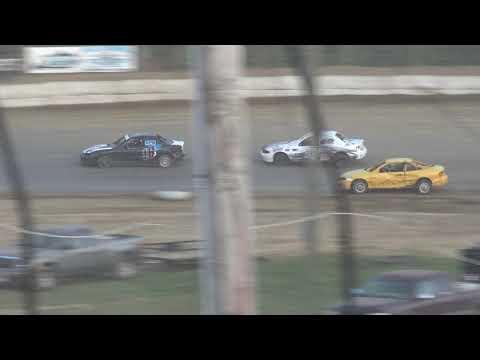Moler Raceway Park   8/25/19   Compacts   Feature