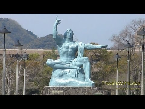 Nagasaki - Japan  ★ Atomic Bomb Museum ★Peace Monument ★Catholic Cathedral