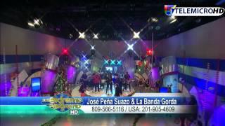 De Extremo a Extremo: Presentación Musical Completa de Peña Suazo y la Banda Gorda
