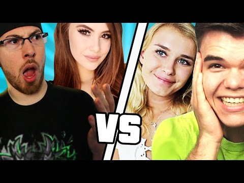 THEY DIDN'T SEE THAT COMING! INTENSE COUPLES vs COUPLES! (GTA 5 DLC)