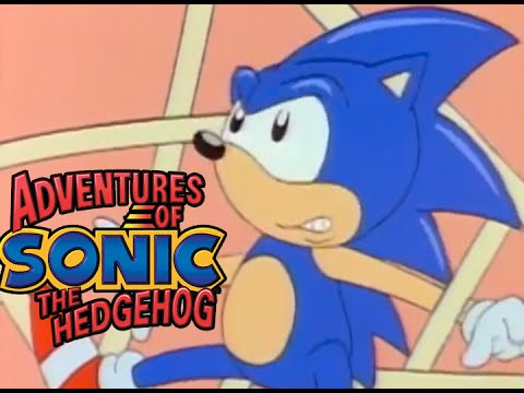 Adventures of Sonic the Hedgehog 153 - Honey, I Shrunk the H