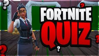 99% DOESN'T GET THIS FORTNITE QUIZ! (Fortnite Creative English)