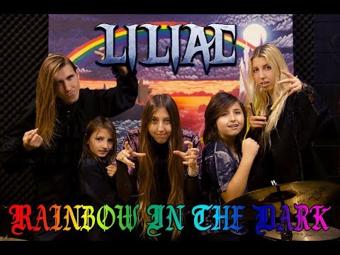 Rainbow In The Dark - Liliac (Official Cover Music Video)