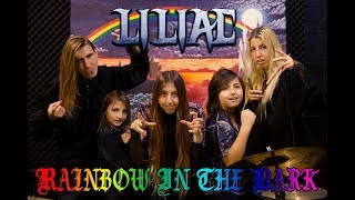 Смотреть клип Liliac - Rainbow In The Dark | Cover
