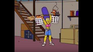 Мардж бодибилдер - Симпсоны (1989)