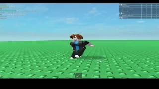 ROBLOX - ANIMATIONS EXPLOIT SIT, LAYDOWN, CASTING DE FEU, ETC.