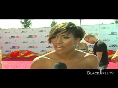 BET Awards 09 Red Carpet  Terri J. Vaughn