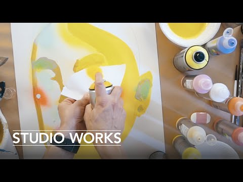 STUDIO WORKS With GOUGE