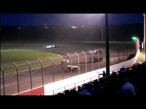 6/25/15 Park Jefferson Speedway Mars/Corn Belt Clash Late Models