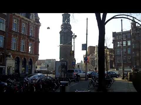Amsterdam - Muntplein, March 2010
