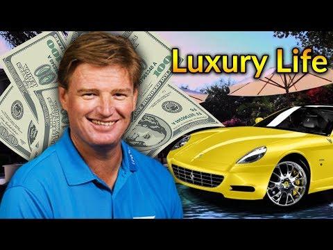 Ernie Els Luxury Lifestyle | Bio, Family, Net worth, Earning, House, Cars