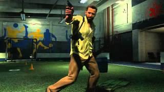 Max Payne 3 release date & gameplay video
