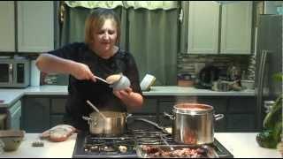 Marycia's Ukrainian Cooking Class